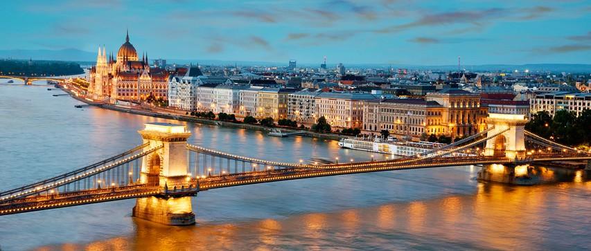 Ekskurzija v Budimpešto 14. in 15. 4. 2019