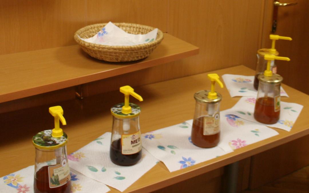 Urbano čebelarjenje na šolskem ekovrtu