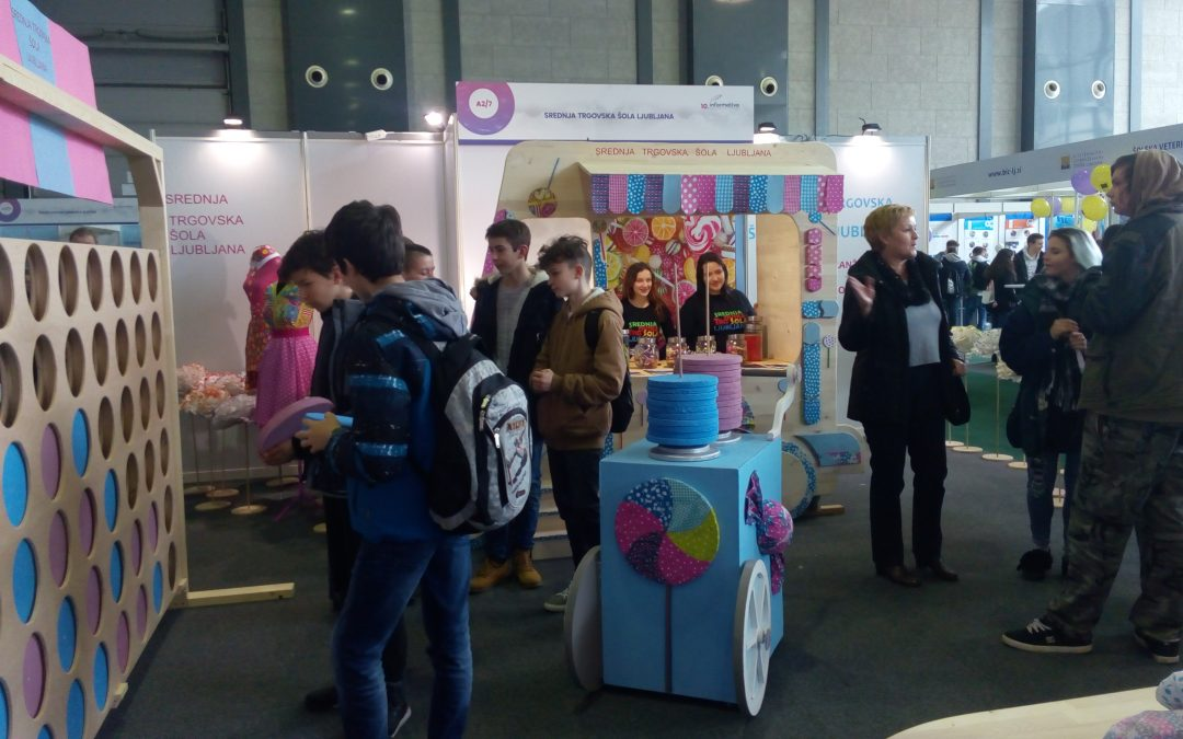 """Candy shop"" na Informativi  2018"